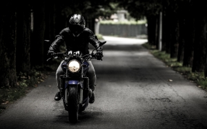 biker, motorcycle, ride, vehicle, motorbike, road, travel, speed, freedom, adventure, lifestyle, chopper, asphalt, power, engine, vintage