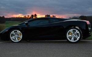 lambo, car, sports car, automobile, roadster, vehicle