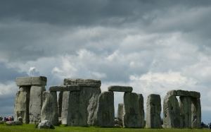 stonehenge, stone circle, megalithic structure, cornwall, england, place of worship, united kingdom, megaliths, nature, mystical, sky, archaeology, clouds, landscape, stone age, meadow