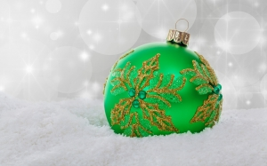 christmas, snow, decoration, holiday, xmas, bauble, new year, christmas ball