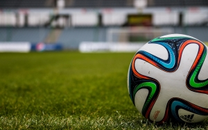 ball, stadion, football, the pitch, grass, game, sport