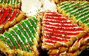holidays, xmas, Christmas, christmas cookies, holiday cookies, food, snack, confections, cookies, new year