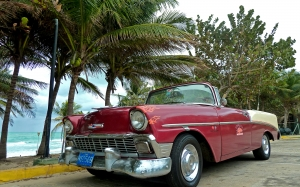 Chevrolet Bel Air, Cuba, car