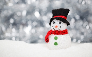 snowman, winter, xmas, christmas, new year