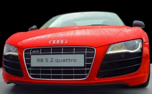 sports car, audi, audi quattro, auto, vehicles, red