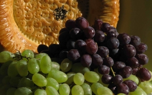 grapes, food, cooking, tortilla, autumn, Tashkent, Uzbekistan, fruits, berries