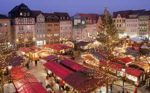 Christmas, Xmas, holidays, Jena, Germany, New Year, City, cities, winter