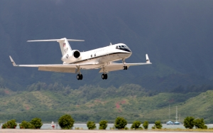 c-20g gulfstream, aircraft, private jet, landing, navy, plane, airplane, flight, aviation, small