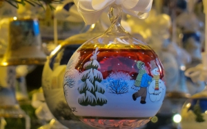 New year, Christmas, Xmas, holidays, christmas tree, ornaments, decorations