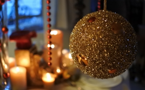 decoration, christmas, ball, xmas, new year, holiday