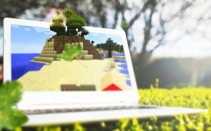 minecraft, video games, blocks, computer games, pc games, abstract