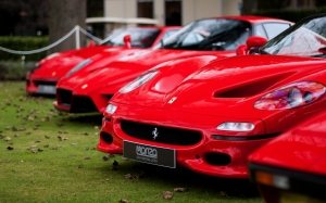red cars, ferrari, sport, vehicles