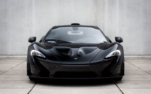 sport car, black car, vehicle