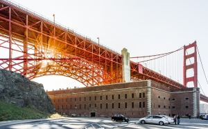 san francisco, united states, usa, city, bridge, golden gate, industrial