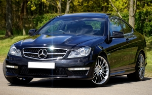 mercedes-benz, car, luxury, transport, vehicle, automobile, shiny, prestige, expensive, chrome