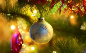 christmas tree, decorations, ornament, lights, sparkling, festive, bright, indoors, glowing, xmas