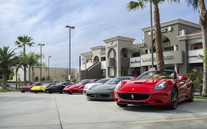 sports cars, supercars, Ferrari