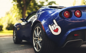 sports car, blur, transport, spring, lotus