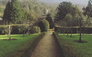 castle, countryside, daylight, fall, farm, garden, grass, guidance, landscape, outdoors, park, pathway