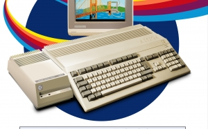 amiga posters, retro computers, old computers, amiga 500, retro posters, home computers