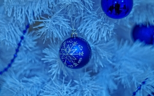blue, christmas tree, christmas background, balls, christmas, xmas, ornaments, christmas decorations, new year
