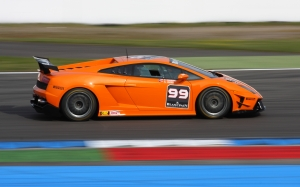 sports car, lamborghini gallardo, race, racing, lamborghini super trofeo, sport, speed