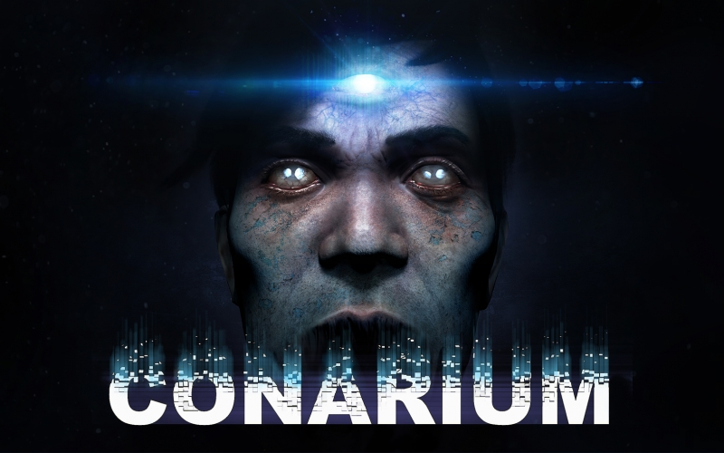 video games, computer games, conarium, art