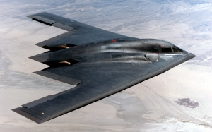 stealth, bomber, b-2 spirit, us air force, aircraft, military, plane