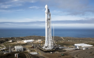 falcon 9, vandenberg air force base, rocket, space, spaceship, start