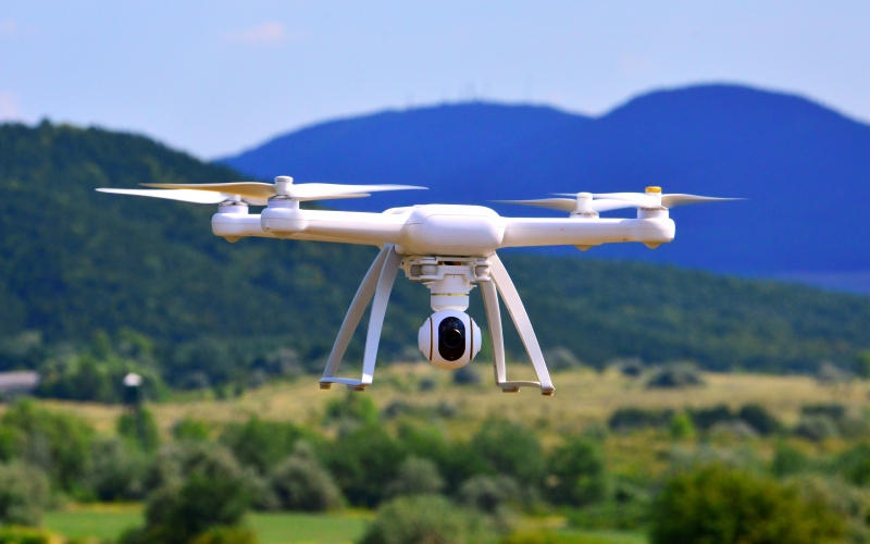 drone, camera, helicopter, technology, surveillance, aerial, sky, fly, propeller, aircraft, flight, aviation, transport, vehicle, airplane