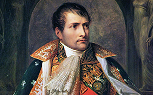 andrea appiani, napoleon i of france, painting, portrait, king of italy, oil on canvas, grand aigle, french, legion of honour