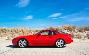 car, wheel, vehicle, sports car, supercar, porsche, automobile, automotive design, porsche 944
