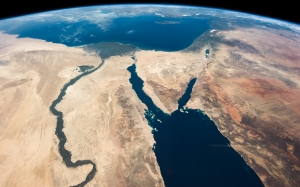 nile, sinai, israel, international space station, space, earth