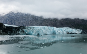 margerie glacier, glacier bay national park, alaska, united states, ice, water, mountain